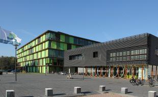 Campus Wageningen - Radix gebouw